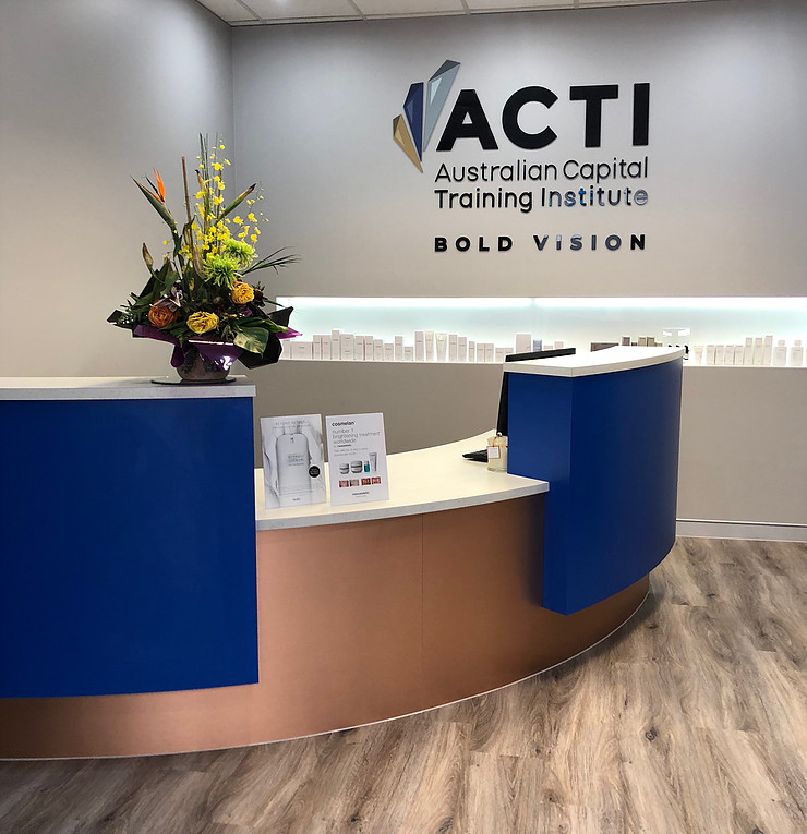 ACTI – Beauty Education in Canberra