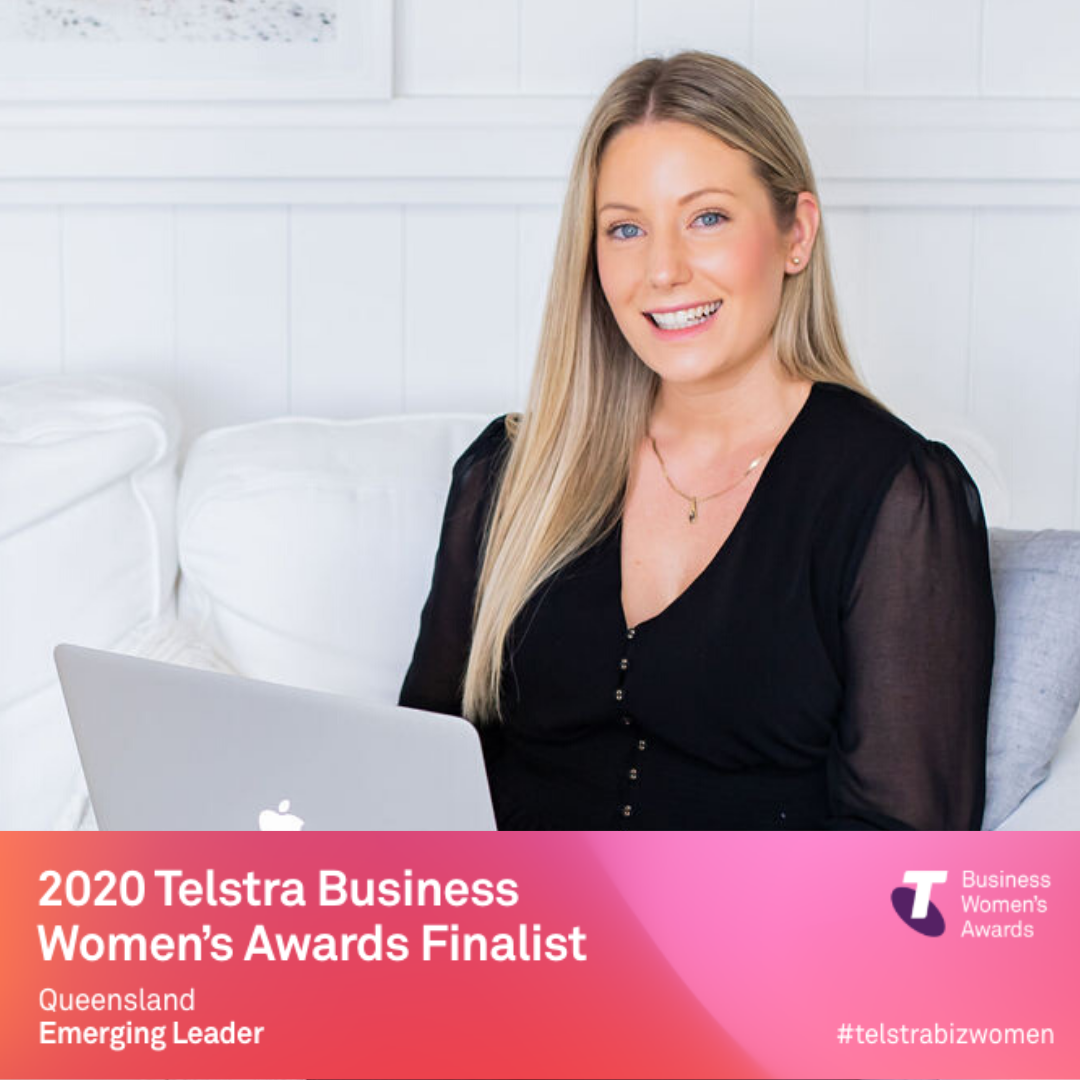 Beaute Industrie celebrates Telstra Business Women's Awards Nomination