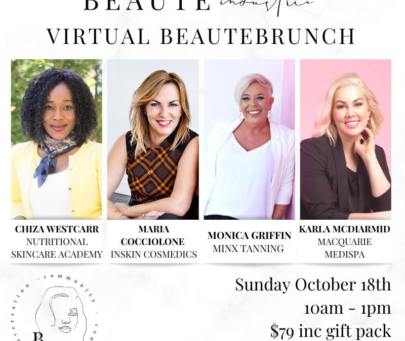 Virtual BeauteBrunch