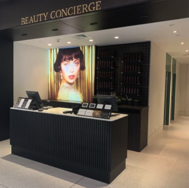Mystery Shop – David Jones Beauty Concierge Westfield Carindale